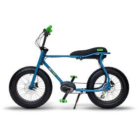 Ruff Cycles Lil'Buddy Bosch Active Line 500Wh, bleu